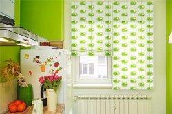 Кухонные шторы и их особенности