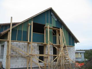 Внутри теплоизоляция дома даче с на стен для фольгой
