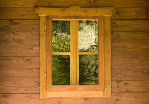 Деревянное окна видео