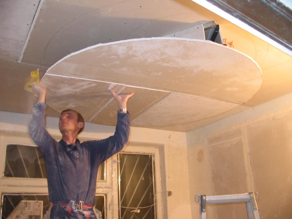 Peinture pour plafond sans trace nanterre devis for Peindre plafond sans trace