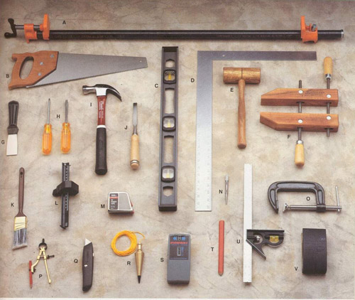 Инструменты для изготовления мебели своими руками 89