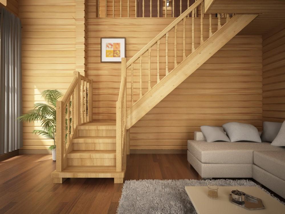 Фото лестниц для дачи своими руками