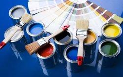 Різновиди фарб