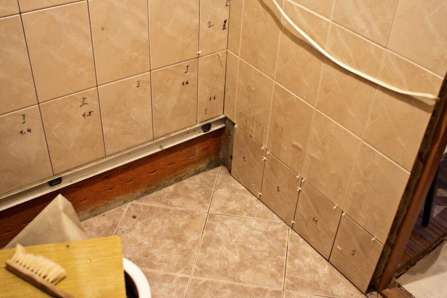 Peinture carrelage salle de bain deco boulogne for Colle carrelage plancher chauffant