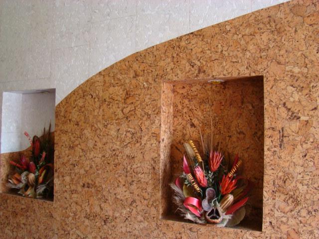 Материалы своими руками для отделки стен