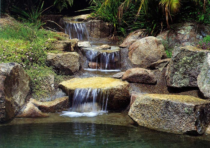 Водопад каскадный своими руками 377