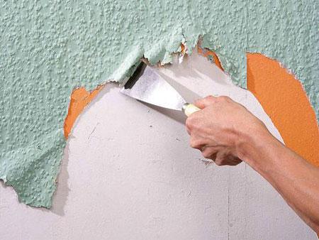 подготовка стен к поклейке обоев: