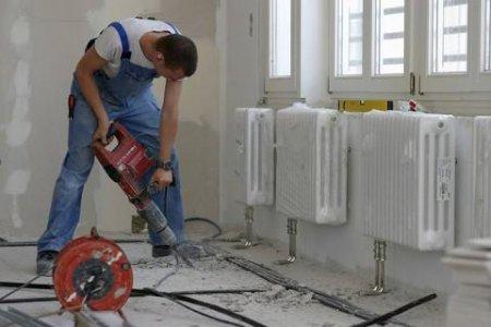 Как сделать отопление самому в частном доме видео