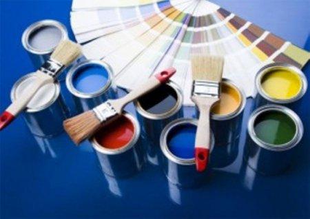 Виды лакокрасочных материалов