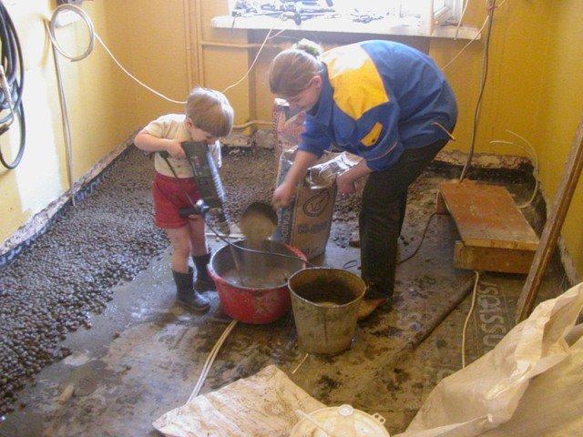 Пескобетон М300 пропорции цемента и песка Как сделать пескобетон М300?