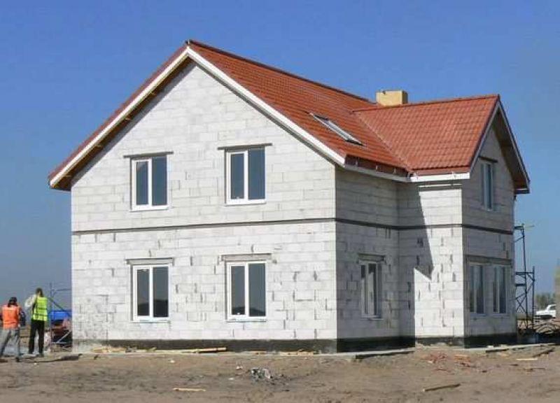 Газобетон - отличный строительный материал
