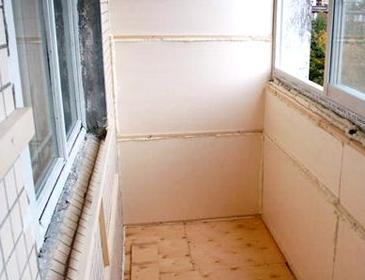 Как правильно утеплить балкон?.