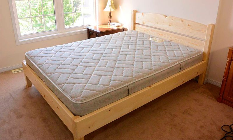Как изготовить кровать