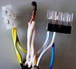 Как соединить электропроводку