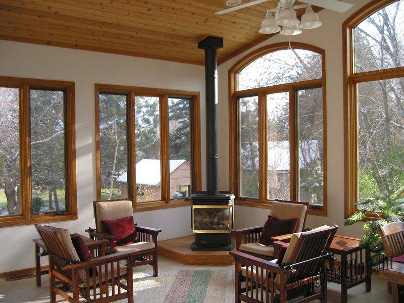 Достоинства и преимущества деревянных окон