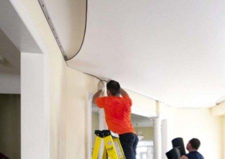 Где в Балашихе можно заказать натяжные потолки