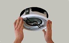 Как оснастить потолок акустикой