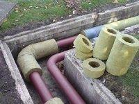 Как утеплить трубу
