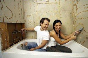 Отделка стен ванной комнаты кафелем: преимущества и недостатки