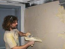 Технология выравнивания стен при помощи штукатурки