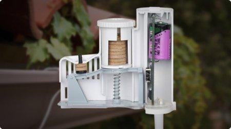 Как работают датчики дождя в системах полива