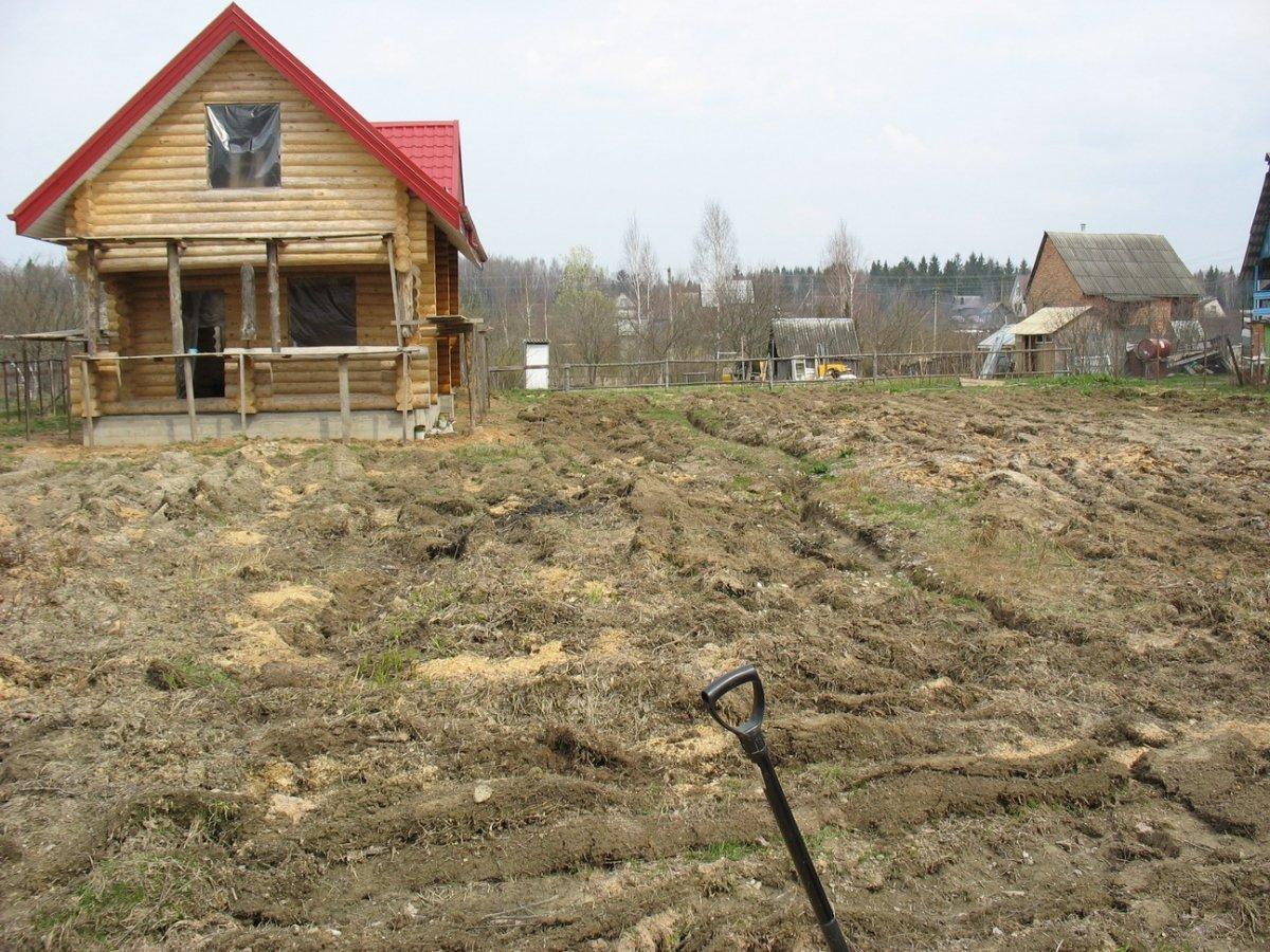 Как сделать земельный участок своим