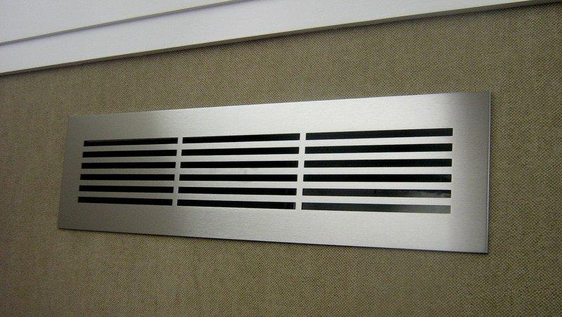 техническая уличная решетка вентиляционная нержавеющая сталь лечебными факторами