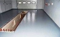 Как сделать бетонную стяжку в гараже