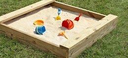 Основные элементы детской площадки