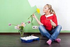Способы устранения запаха краски