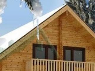 Дом из бруса – утепляем на зиму