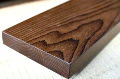 Особенности модифицированной древесины