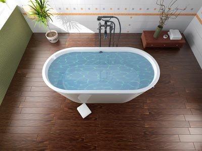 Реставрация ванны вкладышем: плюсы и минусы метода