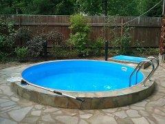 Специфика кирпичных бассейнов