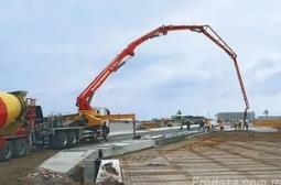 Плюсы аренды бетононасоса