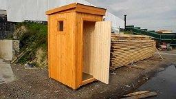 Как построить туалет без выгребной ямы