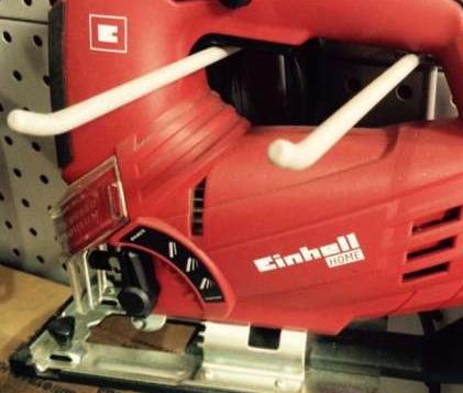 Эффективный инструмент для распила электролобзик Einhell