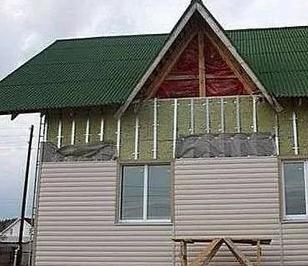 Сайдинг: защита и украшение дома