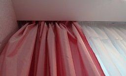 Советы по креплению карниза к потолку