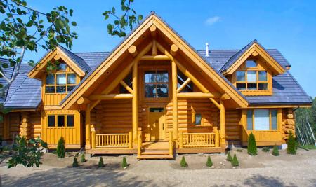 Преимущество деревянных домов перед кирпичными