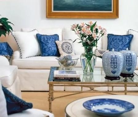 Идеи для обновления интерьера гостиной