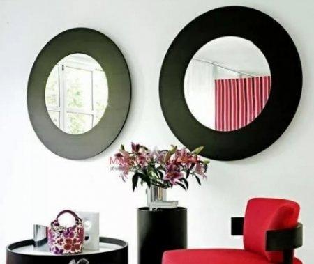 Необычное применение зеркал в интерьере