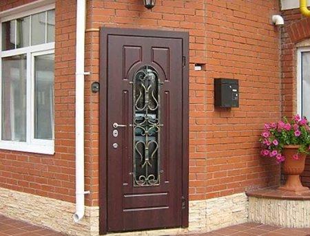 Купить входные двери в частный дом