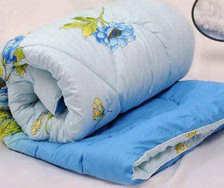 Одеяло холлофайбер – согреет качественно и недорого