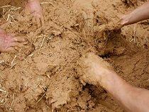 Преимущества утепления глиной