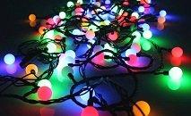 Рекомендации по подключению новогодней гирлянды в уличных условиях