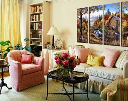 Модульная картина для дома как часть современного искусства