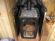 Варианты печей для русской бани