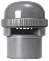 Назначение и устройство воздушного канализационного клапана