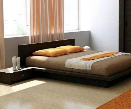 Кровати в современном интерьере